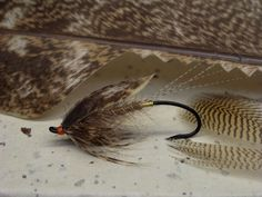March Brown Salmon Fly