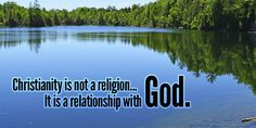 Our religion is really our relationship with GOD! eCard - Free Facebook eCards Greeting Cards Online