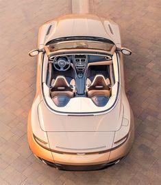 Sublime Aston Martin DB11 Volante ! Luxury Sports Cars, Luxury Car Logos, Top Sports Cars, Best Luxury Cars, Sport Cars, Aston Martin Lagonda, Carros Aston Martin, Aston Martin Db11, Classy Cars