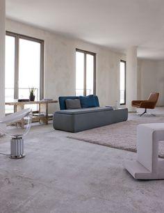 Modern PALAU Stream Sofa Concept