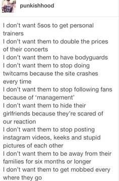 WHY DO PEOPLE MOB THEM? I DONT UNDERSTAND THIS.  They're humans, normal people, if someone mobbed you would you like it?