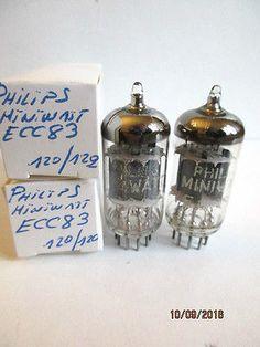 Valvola ECC83 Philips- Radio Frequency, Ham Radio, Messages, Text Posts, Text Conversations