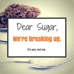 Breaking Up with Sugar! - Japple Fitness