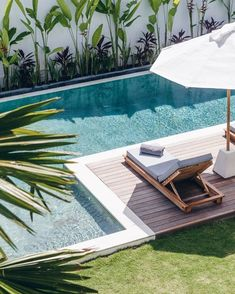 Having a pool sounds awesome especially if you are working with the best backyard pool landscaping ideas there is. How you design a proper backyard with a pool matters. Small Backyard Pools, Backyard Pool Landscaping, Backyard Pool Designs, Small Pools, Swimming Pools Backyard, Swimming Pool Designs, Landscaping Ideas, Small Swimming Pools, Modern Backyard Design