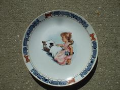 Collectible Chessie Chesapeake and Ohio Railroad Plate