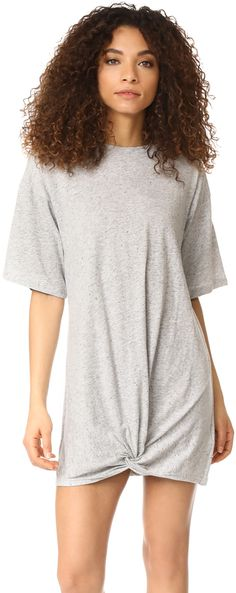 The Fifth Label Off Duty T-Shirt Dress