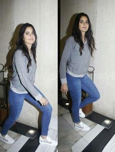 Katrina kaif at Manish Malhotra small bash party