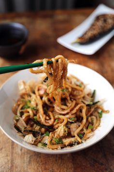 The secret is in the butter! I had the best yaki udon while in Japan, this post shows you step by step photos recipe on how to make this quick, yummy dish