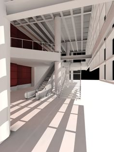 Port of Tampa Cruise Terminal Lobby Study