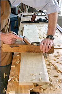 truing wide board