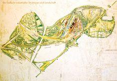 Landscape park Duisburg-Nord | Urban green-blue grids