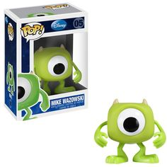 Monsters Inc. Mike Vinyl Pop! Figure  it....is.....ADORABLE