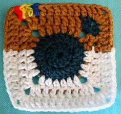 Logo do Instagram em Crochê! Crochet