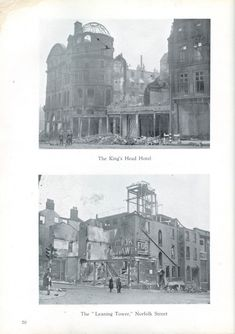 Sheffield Blitz - Story And Pictures Sheffield City, South Yorkshire, War, Memories, History, Pictures, Memoirs, Photos, Historia