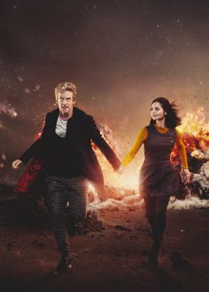 isntthatwizard:  THE DOCTOR and CLARA return on September 19th 2015