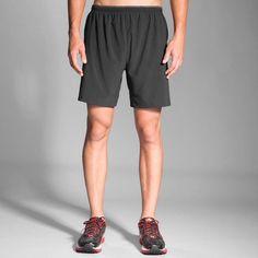 "Brooks Men's Sherpa 7"" 2-in-1 Running Shorts"