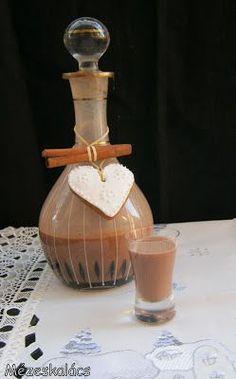 Mézeskalács konyha: Mézeskalácslikőr