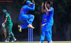 India beat Bangladesh by nine wickets to qualify for ICC Women's World Cup 2017