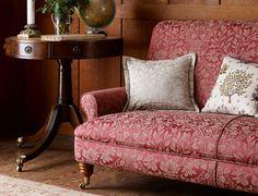 William Morris designs.