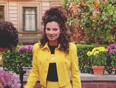 Quirky Fashion, Fashion Tv, Vintage Fashion, Fashion Outfits, Nanny Outfit, 90s Outfit, Tv Show Outfits, Cute Outfits, Fran Fine The Nanny