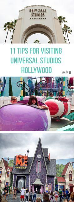 11 Tips For Visiting Universal Studios Hollywood via @thisbigadvntr