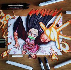 Manga Drawing, Manga Art, Anime Art, Drawing Tips, Demon Slayer, Slayer Anime, Fanart, Blue Exorcist, Art Sketches