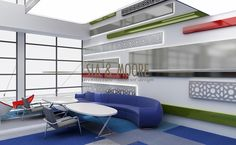 Sia & Moore / Commercial interiors
