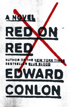 Red on Red cover design by Kevin Brainard (Spiegel & Grau / Negative And Positive Space, Abrams Books, Graphic Design Books, Buch Design, Best Book Covers, Red Books, Book Jacket, Typography Poster, Book Cover Design