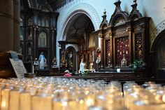 The bizarre tale of 5,000 relics finding a home in a Pittsburgh chapel :: Catholic News Agency (CNA)