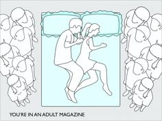 What Your Sleeping Positions Say About Your Relationship