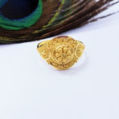 Gold Ring Designs, Gold Earrings Designs, Gold Jewellery Design, Necklace Designs, Gold Rings Jewelry, Gold Jewelry Simple, Ladies Finger Ring, Dune, Gold Accessories