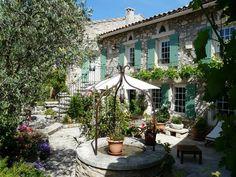 Seasonal rentals : location ben-vengu | orgon | alpilles