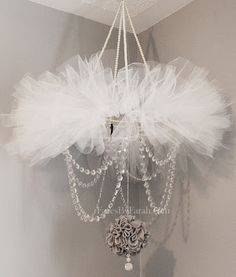 tutu chandelier - Google Search