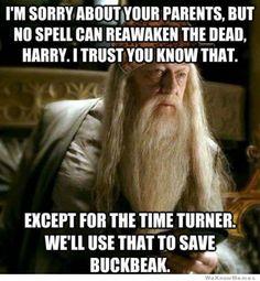 Douchebag Dumbledore