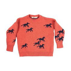 Jumper Horses - Winter collection Bobo Choses The Unknown Mountain Journey - Online Baby - Kids - Teens Webshop - Goldfish.be