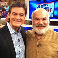 Dr Oz: being happy