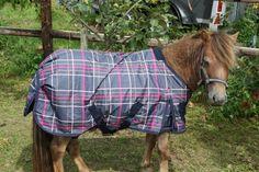 Een luxe en mooie deken in kleine maat slechts 55,=