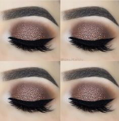 Eye Makeup Tips – How To Apply Eyeliner – Makeup Design Ideas Eye Makeup Tips, Smokey Eye Makeup, Makeup Goals, Love Makeup, Skin Makeup, Makeup Inspo, Eyeshadow Makeup, Makeup Brushes, Makeup Remover