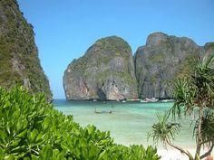 """Ao Phang-nga National Park  Le nouvel """"e-guide de rêve: Thaïlande Sud"""" sur votre tablette ou smartphone! Nous vous invitons à découvrir ce pays magnifique : belles plages, un peuple chaleureux, une gastronomie raffinée et de superbes paysages… http://www.amazon.fr/dp/B00SX3OAE8"""