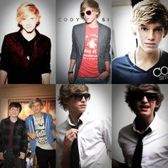 I like him better than Justin Bieber <3  He's cuter/cooler/better AND his songs aren't overplayed like crazy!