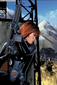 Black Widow - Greg Land
