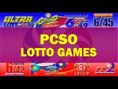 Watch the PCSO lotto results video today, April 2017 (Monday). The lotto games that are featured in this video are MidDay Results, Grand Lotto Mega … Lotto Results, Lotto Games, Lottery Tips, Text Messages, Positive Affirmations, Work On Yourself, Online Business, Stress, Positivity