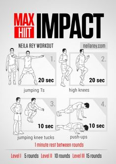 max-impact-workout
