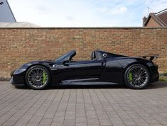 Best Porsche Inspiration : Illustration Description 2015 (15) Porsche 918 Spyder for sale | Basalt Black -Read More –