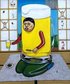 生ビール君