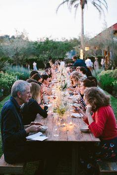 Kinfolk Dinner Series • Sydney, Australia • Hosted by Mario's Kitchen & Glenmore House (by. Luisa Brimble)