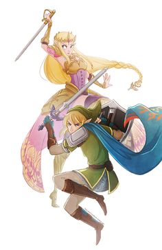 Hyrule Warriors by TwilightSaphir.deviantart.com on @DeviantArt