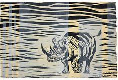 2010 R. Delamater Block Print