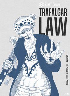 Trafalgar D Water Law