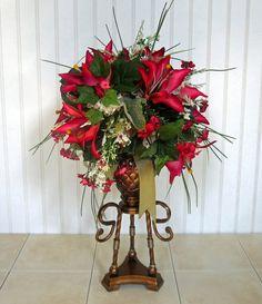 Silk Flower Arrangem